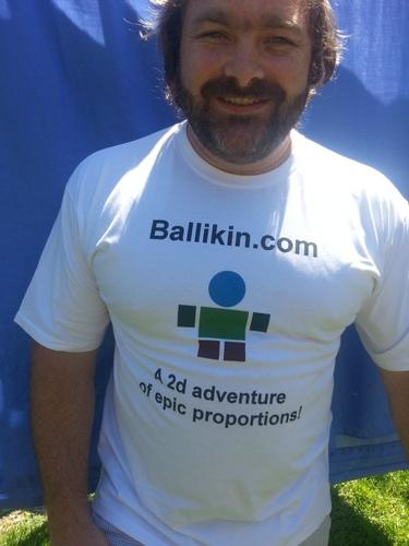 Ballikin T-Shirt!