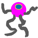 A Pinkeye